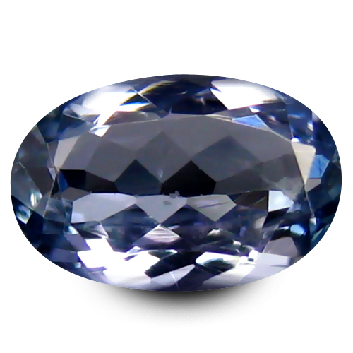 0.67 ct AAA Beautiful Oval Shape (7 x 4 mm) Purplish Blue Tanzanite Natural Gemstone