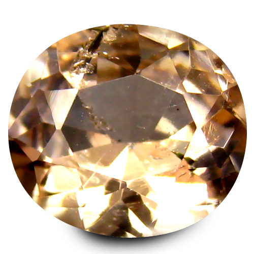 2.78 ct AAA Outstanding Oval Shape (10 x 9 mm) Natural Champion Topaz Loose Stone