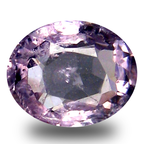 0.86 ct  First-class Oval Cut (7 x 5 mm) Pink Spinel Natural Gemstone