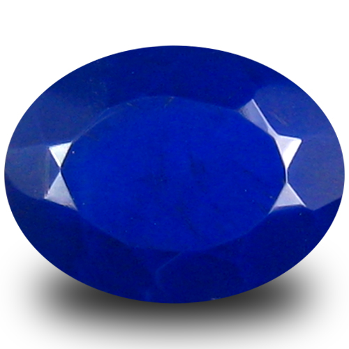 0.91 ct Incredible VVS Clarity Oval Cut (9 x 7 mm) Blue Opal Natural Loose Gemstone