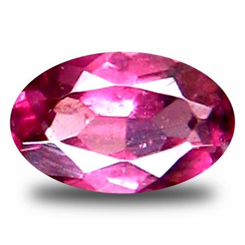 0.30 ct Good-looking Oval Cut (5 x 3 mm) 100% Natural Pink Color Tourmaline Gemstone