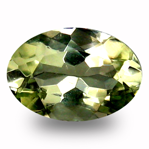 0.66 ct AAA Great looking Oval Shape (7 x 5 mm) Green Tourmaline Natural Gemstone