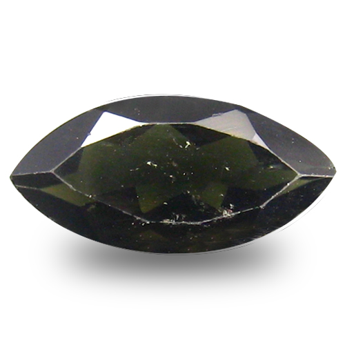 1.54 ct Flashing Marquise Cut (12 x 6 mm) 100% Natural Green Color Tourmaline Gemstone